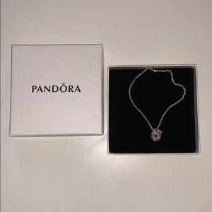 Pandora Love Knot Necklace